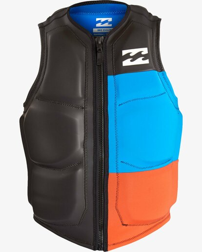 5 TRI BONG WAKE VEST NON CGA Black C4VS03BIP7 Billabong