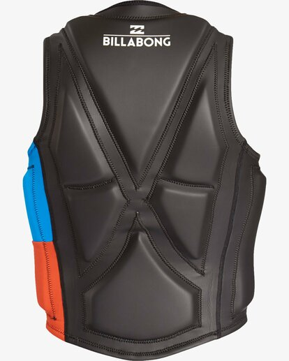 6 TRI BONG WAKE VEST NON CGA Black C4VS03BIP7 Billabong