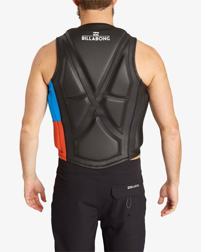 1 TRI BONG WAKE VEST NON CGA Black C4VS03BIP7 Billabong