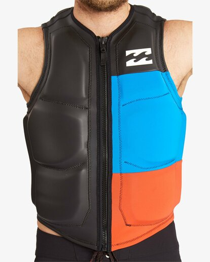 2 TRI BONG WAKE VEST NON CGA Black C4VS03BIP7 Billabong