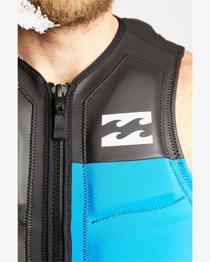 4 TRI BONG WAKE VEST NON CGA Black C4VS03BIP7 Billabong