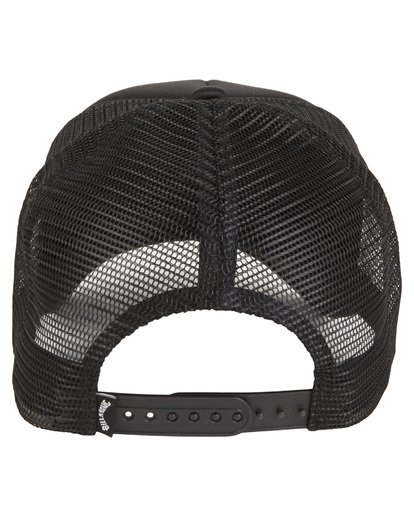1 Podium - Cappello Trucker da Uomo Black C5CT01BIP7 Billabong