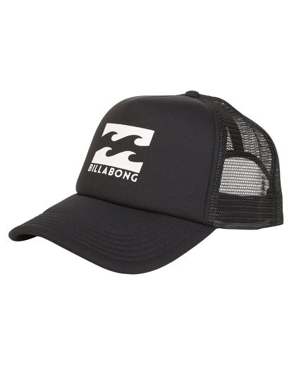 2 Podium - Cappello Trucker da Uomo Black C5CT01BIP7 Billabong