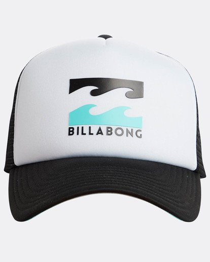 1 Podium Trucker Hat White C5CT01BIP7 Billabong