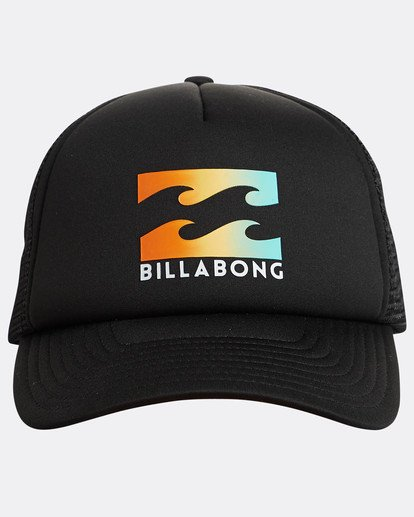 1 Podium - Trucker cap for Men Black C5CT01BIP7 Billabong