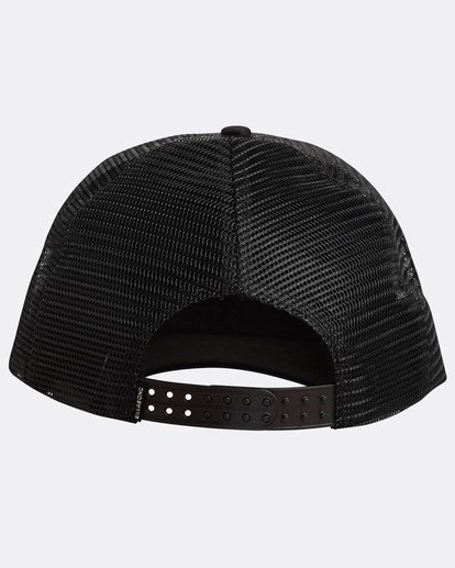 2 Podium - Trucker cap for Men Black C5CT01BIP7 Billabong