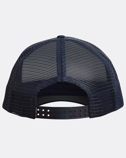 2 Podium Trucker Hat Blue C5CT01BIP7 Billabong