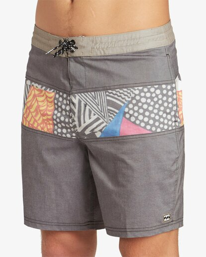 0 TRIBONG LT OTIS 18 Black D1BS14BIS7 Billabong