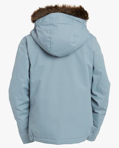 1 Girls' Sula Snow Jacket Multicolor EBGTJ00100 Billabong