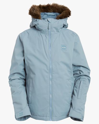 0 Girls' Sula Snow Jacket Multicolor EBGTJ00100 Billabong