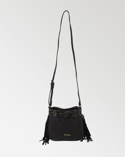 0 Wild Side Bag Black EBJBP00102 Billabong
