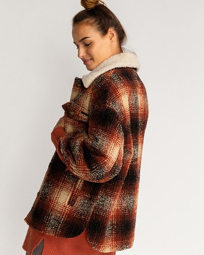 3 Lucky Wool Jacket  EBJJK00102 Billabong