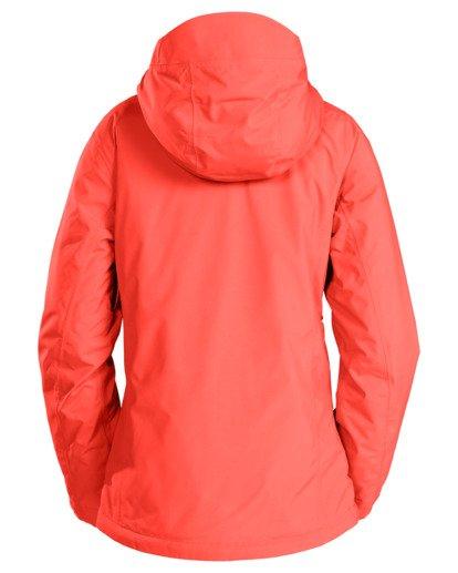 1 Eclipse Snow Jacket Red EBJTJ00100 Billabong