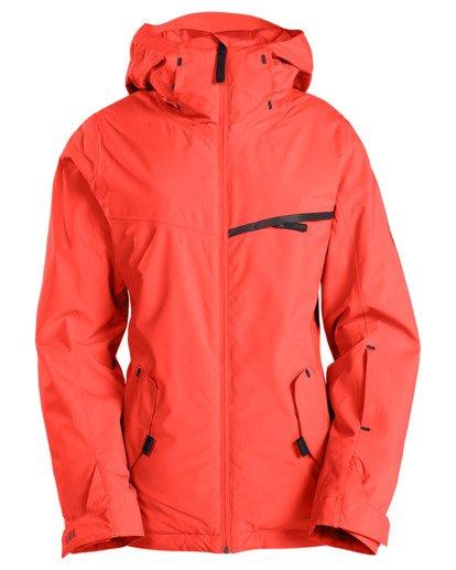 0 Eclipse Snow Jacket Red EBJTJ00100 Billabong