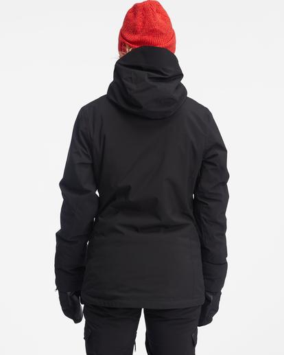 4 Eclipse Snow Jacket Black EBJTJ00100 Billabong