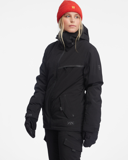 5 Eclipse Snow Jacket Black EBJTJ00100 Billabong