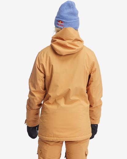 4 Eclipse Snow Jacket Multicolor EBJTJ00100 Billabong