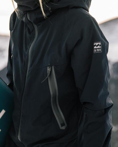 1 Trooper STX Snow Jacket Black EBJTJ00105 Billabong