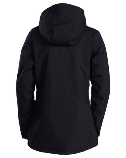 3 Trooper STX Snow Jacket Black EBJTJ00105 Billabong