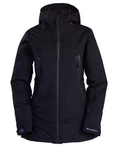 2 Trooper STX Snow Jacket Black EBJTJ00105 Billabong