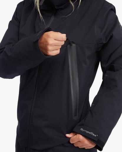 11 Trooper STX Snow Jacket Black EBJTJ00105 Billabong