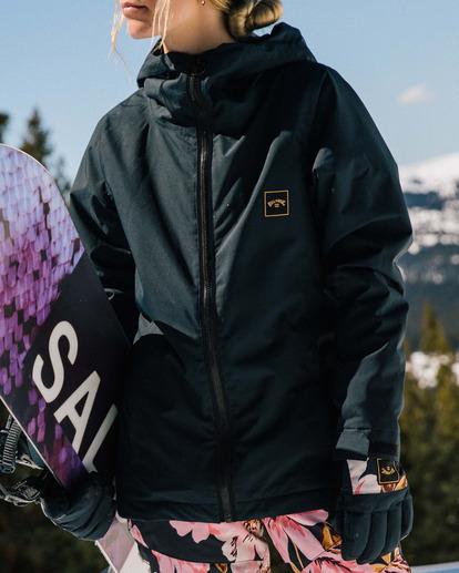 0 Sula Snow Jacket Black EBJTJ00106 Billabong
