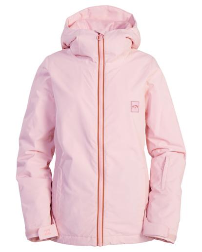 1 Sula Snow Jacket White EBJTJ00106 Billabong