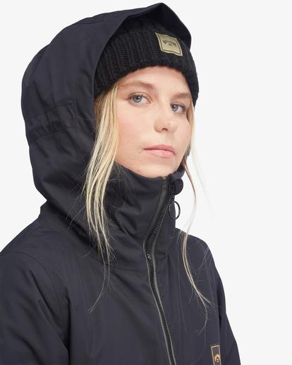 7 Sula Snow Jacket Black EBJTJ00106 Billabong