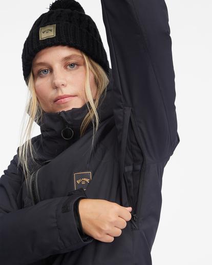 8 Sula Snow Jacket Black EBJTJ00106 Billabong