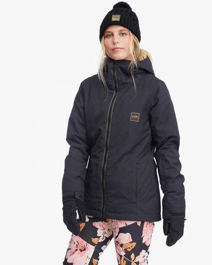 3 Sula Snow Jacket Black EBJTJ00106 Billabong