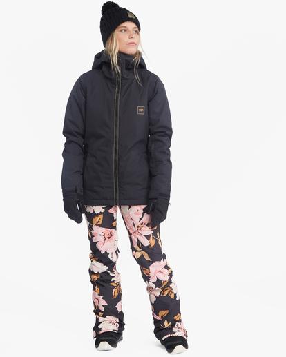 4 Sula Snow Jacket Black EBJTJ00106 Billabong