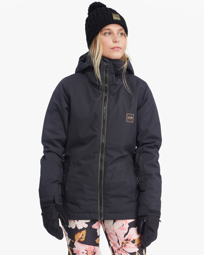 6 Sula Snow Jacket Black EBJTJ00106 Billabong