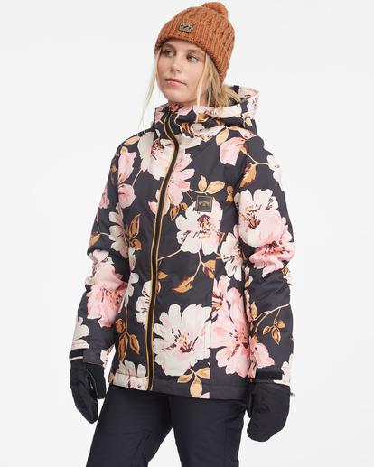 5 Sula Snow Jacket Orange EBJTJ00106 Billabong