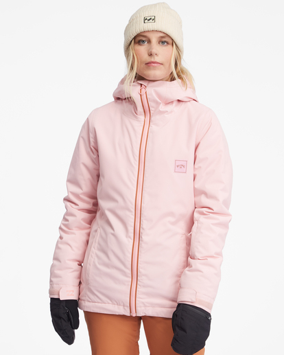 3 Sula Snow Jacket White EBJTJ00106 Billabong