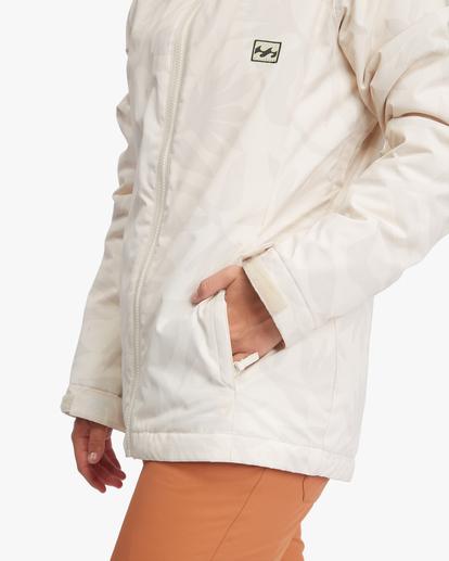 8 Sula Snow Jacket White EBJTJ00106 Billabong