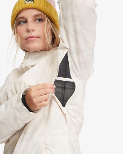 9 Sula Snow Jacket White EBJTJ00106 Billabong