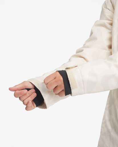 10 Sula Snow Jacket White EBJTJ00106 Billabong