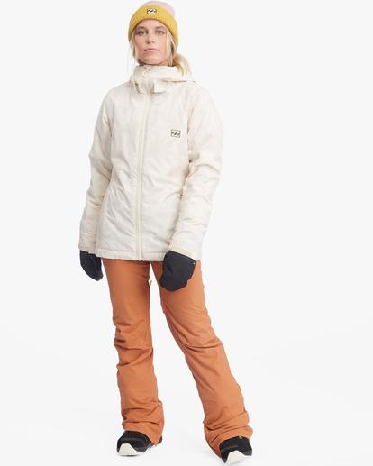 4 Sula Snow Jacket White EBJTJ00106 Billabong