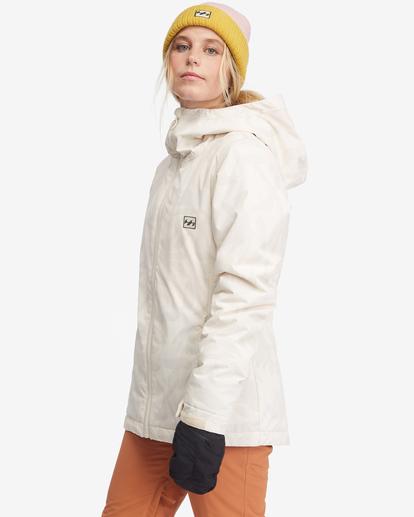 6 Sula Snow Jacket White EBJTJ00106 Billabong