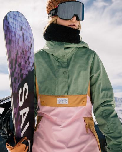 0 Day Break Snow Jacket Green EBJTJ00108 Billabong