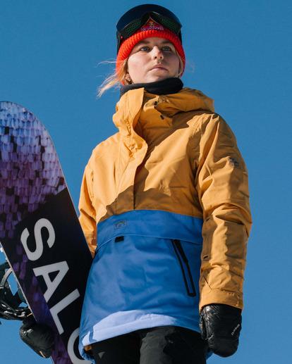 0 Passage Anorak Snow Jacket Multicolor EBJTJ00111 Billabong