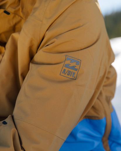 1 Passage Anorak Snow Jacket Multicolor EBJTJ00111 Billabong