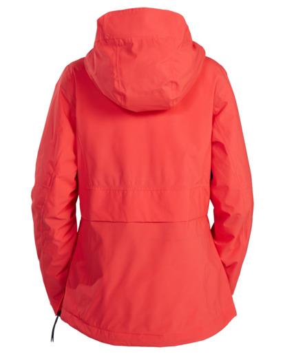 1 Passage Anorak Snow Jacket Red EBJTJ00111 Billabong