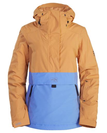 2 Passage Anorak Snow Jacket Multicolor EBJTJ00111 Billabong