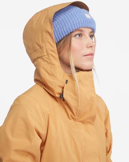8 Passage Anorak Snow Jacket Multicolor EBJTJ00111 Billabong