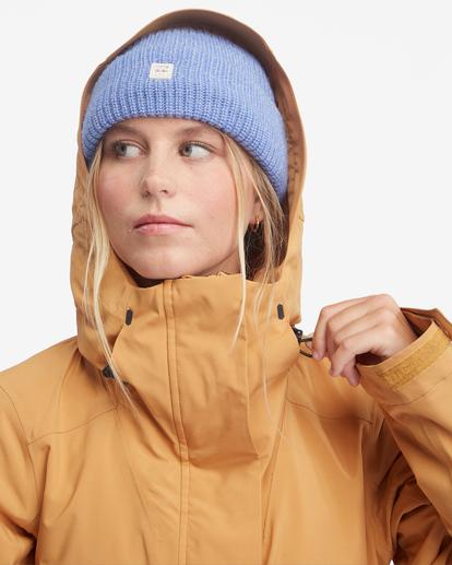 9 Passage Anorak Snow Jacket Multicolor EBJTJ00111 Billabong