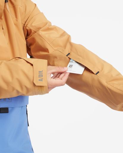 10 Passage Anorak Snow Jacket Multicolor EBJTJ00111 Billabong