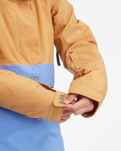 11 Passage Anorak Snow Jacket Multicolor EBJTJ00111 Billabong