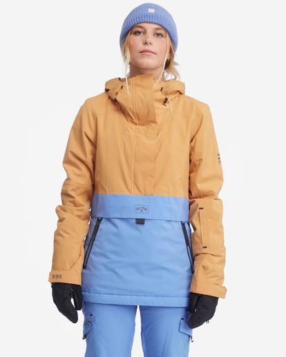4 Passage Anorak Snow Jacket Multicolor EBJTJ00111 Billabong