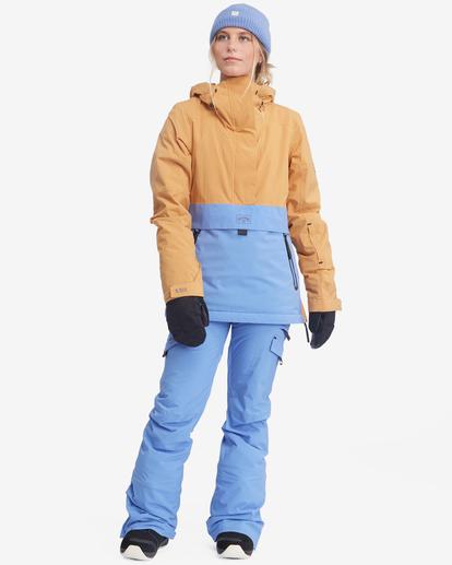 5 Passage Anorak Snow Jacket Multicolor EBJTJ00111 Billabong